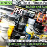 Choose Your Brand Wisely. What's Really In Your Supplements?
