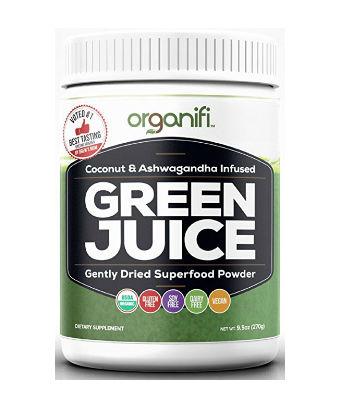 Organifi - Green Juice Super Food Supplement (270g)