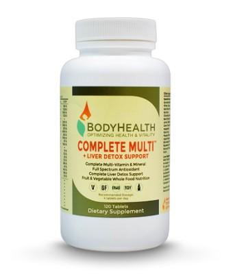 Complete Multi + Liver Detox Support™