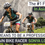 What it means to be a professional athlete. Mountain Bike Racer Sonya Looney.