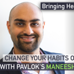 Change Your Habits OR Get Zapped!—with Maneesh Sethi of Pavlok – EP103