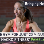 HIIT the Gym for Just 20 Minutes, 3X a Week—with Pamela Gold of HACKD Fitness – EP130