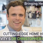 Cutting-Edge Home Health Testing—with Dr. Christopher Mason of Onegevity – EP133